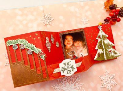 レディーフォークリスマス・サンプル画像